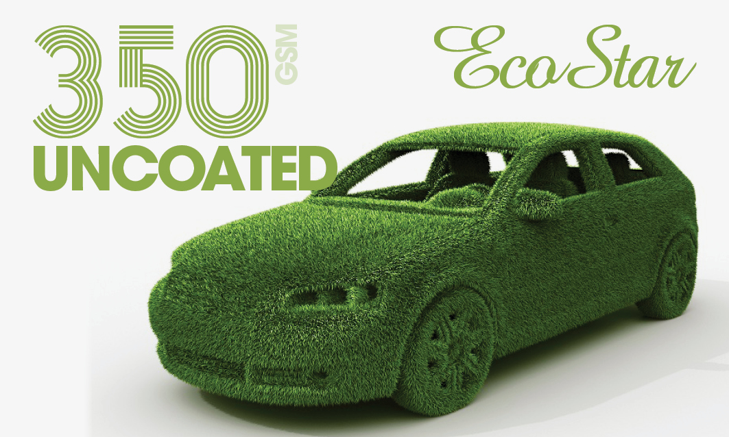 350 ecostar uncoated 100 recycled board ecostar is the first of its kind to provide an uncoated paper with the whiteness and visual appeal of non recycled alternatives but with all the reheart Choice Image