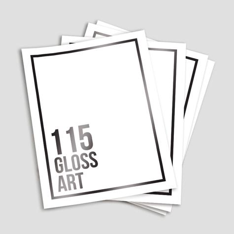 115gsm Gloss