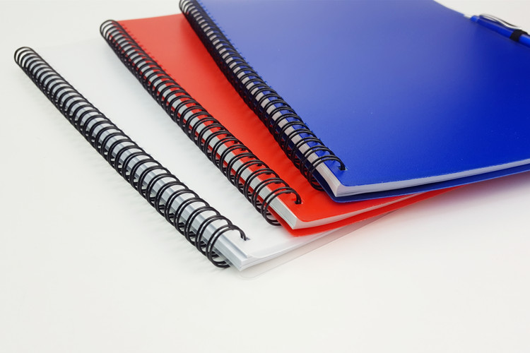 A6 PP Notebook