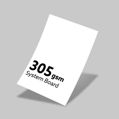 305gsm System Board