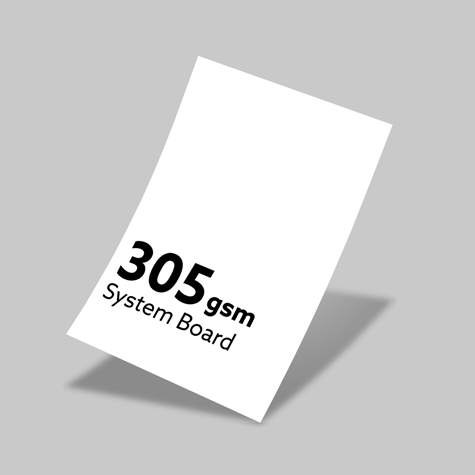 305gsm System Board
