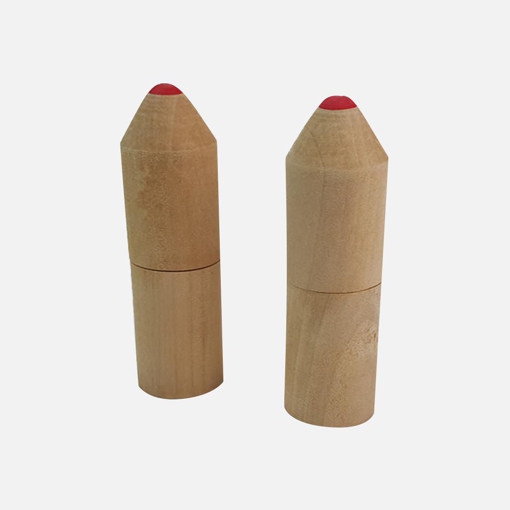 Bullet Shape Colored Pencil Set
