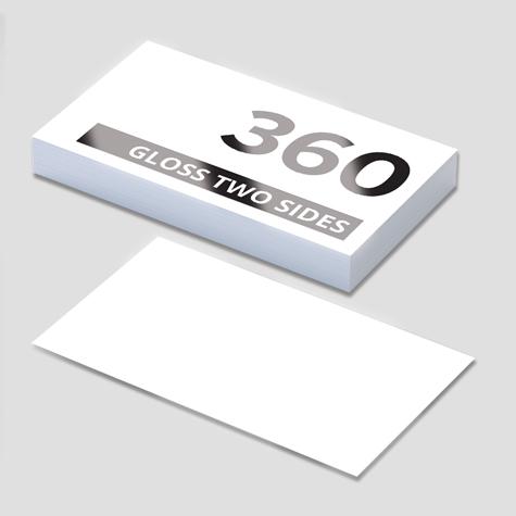 360 Artboard Gloss Two Sides