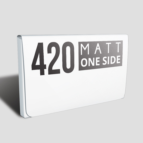 420 Artboard Matt One Side