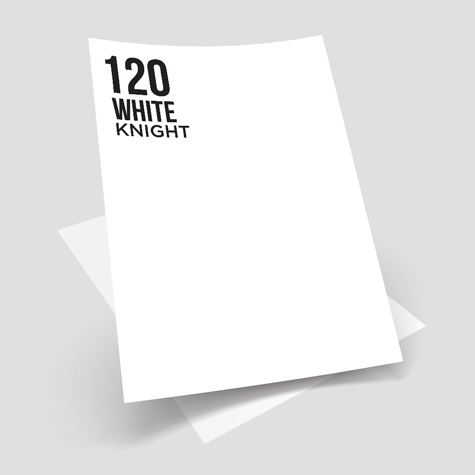 120gsm White Knight