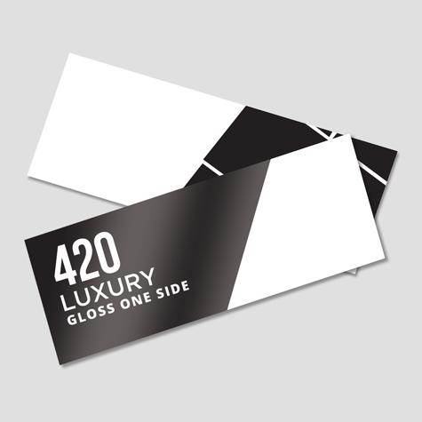 Luxury 420 Gloss 1/S