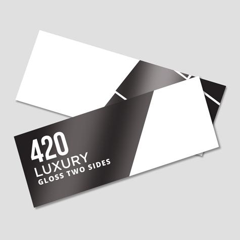 Luxury 420 Gloss 2/S