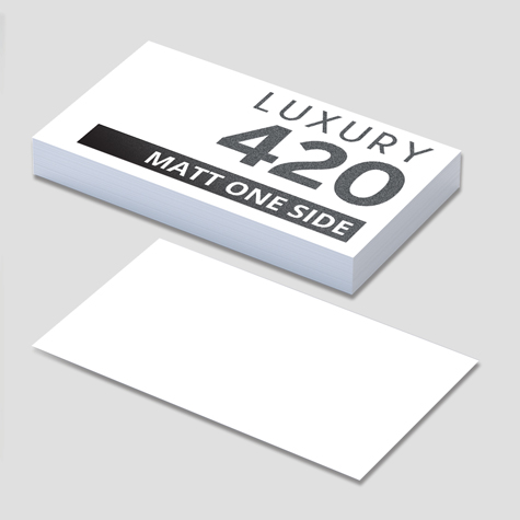 Luxury 420 Matt 1/S