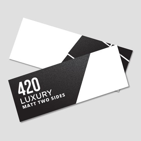 Luxury 420 Matt 2/S