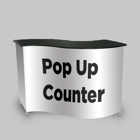 Pop Up Counters