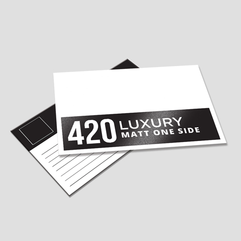 Luxury 420 Matt 1/S