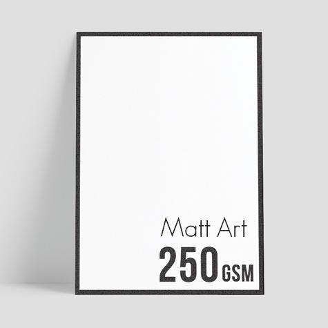 250gsm Matt Art