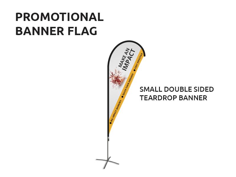Saver Banner Flag Sets