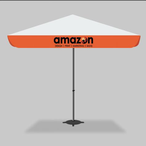 Market Umbrella - Set