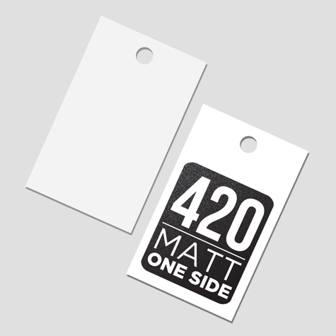 Premium 420 Silk Matt