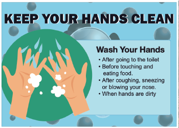 Keep Your Hands Clean