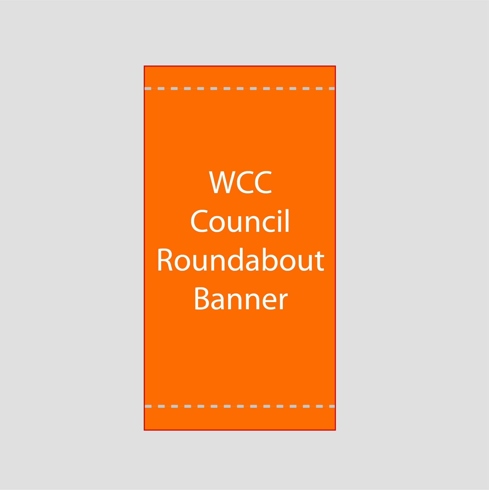 WCC Roundabout Banner