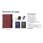 B5 PU Notebook 5