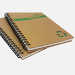 Recycled Stone Paper Notebook 1