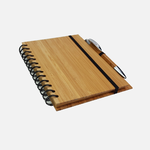 Eco Bamboo Notebook 1