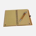 Eco Bamboo Notebook 2