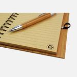 Eco Bamboo Notebook 3