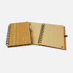 Eco Bamboo Notebook 5