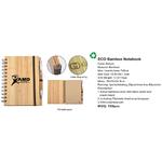Eco Bamboo Notebook 6