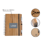 Eco Bamboo Notebook 7