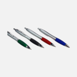 Sliver Cucurbit Ball Pen 1