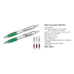 Sliver Cucurbit Ball Pen 5