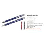 Aluminum Metal Pen 5