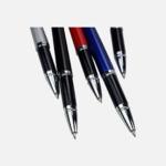 Alum. Gel Ink Pen 4