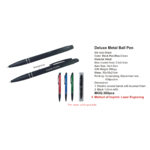Deluxe Metal Ball Pen 4