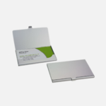 Aluminium Business Card Holder 1