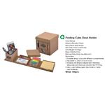 Folding Cube Desk Holder 7