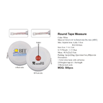 Round Tape Measure 4