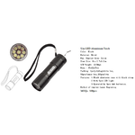 Uno LED Aluminum Torch 3