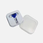 Earbuds in Square Case 1
