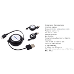 Retractable Charging Cable 6