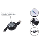 Retractable Charging Cable 7