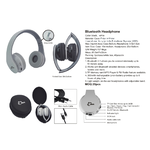 Bluetooth Headphone 4
