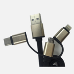 3 in 1 USB Charging Cable 3