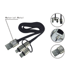 3 in 1 USB Charging Cable 5