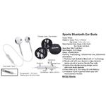 Sports Bluetooth Ear Buds 2