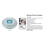 Wireless Phone Charging Pad 4