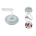 Wireless Phone Charging Pad 5