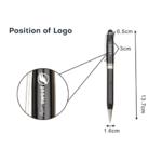 Metal CEO Pen 5