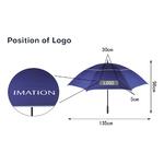 Couple Anti-Wind Umbrella 5
