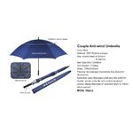 Couple Anti-Wind Umbrella 4